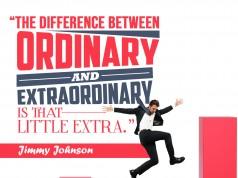 Aprenda inglês com citações #33: The difference between...