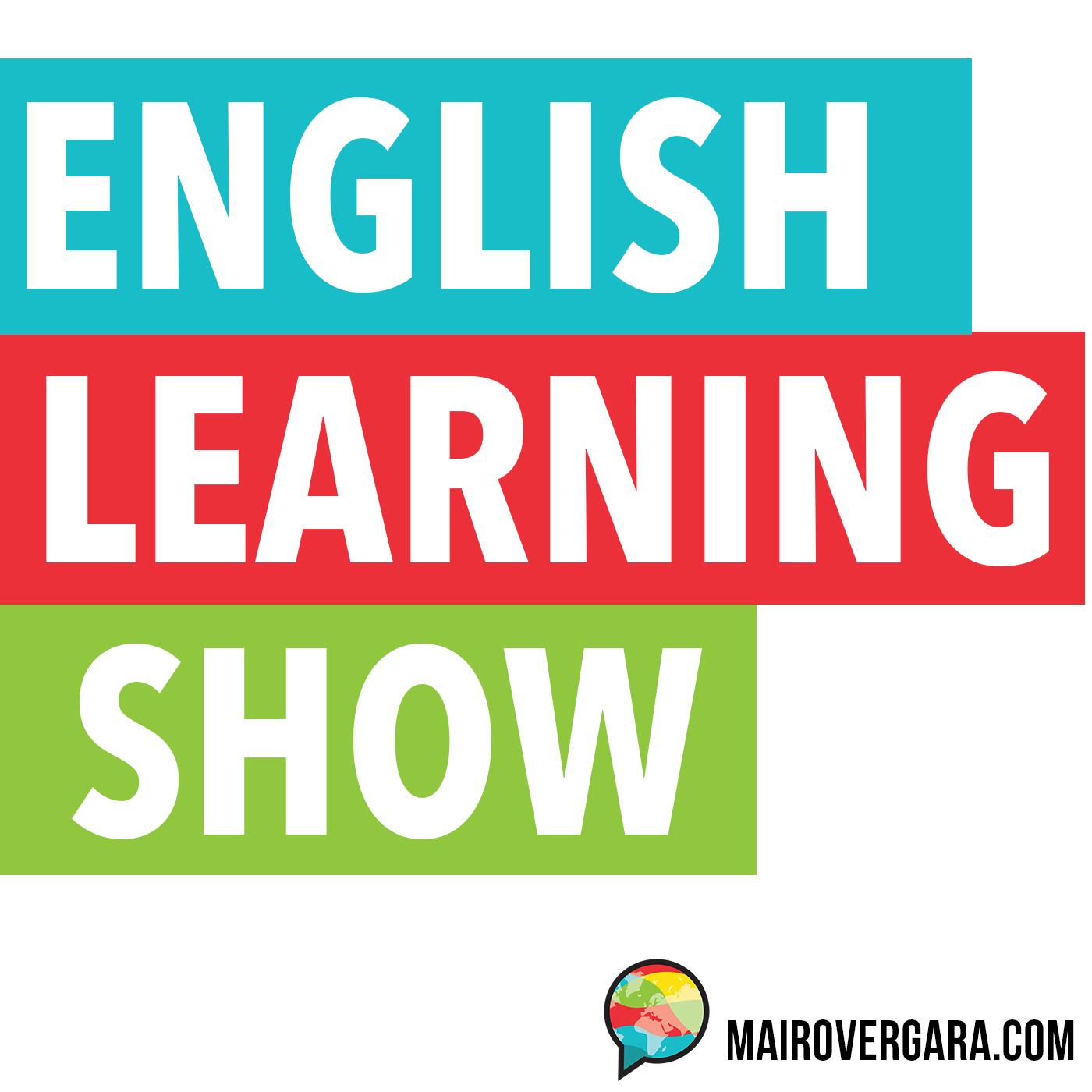 English Learning Show | Perguntas e respostas sobre como aprender inglês de forma simples, direta e eficiente.