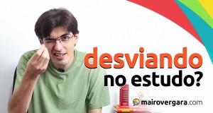 Desvio de rota nos estudos de inglês... | Mairo Vergara