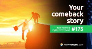 Aprenda inglês com este super vídeo que vai te dar uma super motivação rumo à fluência.