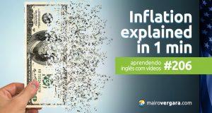 Aprendendo Inglês Com Vídeos #206: Inflation Explained in One Minute