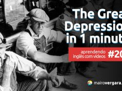 Aprendendo Inglês Com Vídeos #207: The Great Depression Explained in One Minute