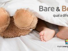 Qual a diferença entre Bare e Bear?