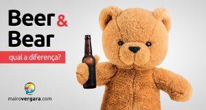 Qual a diferença entre Beer e Bear?