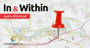 Qual a diferença entre In e Within?
