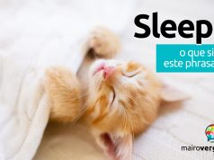 Sleep In │ O que significa este phrasal verb?