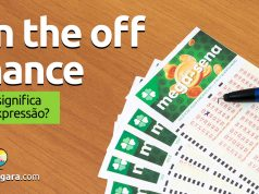 On The Off Chance │ O que significa esta expressão?