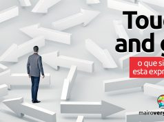 Touch And Go | O que significa esta expressão?