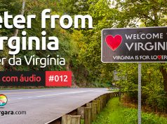Textos Com Áudio #012   Peter from Virginia
