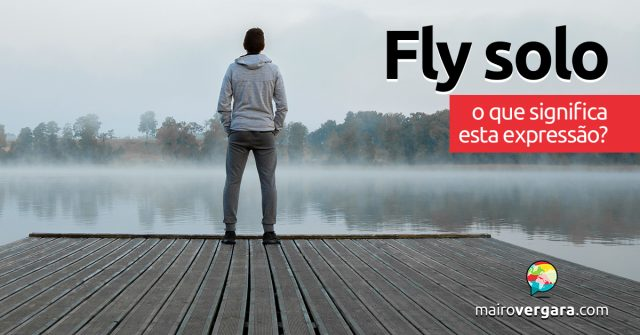 Fly Solo | O que significa esta expressão?