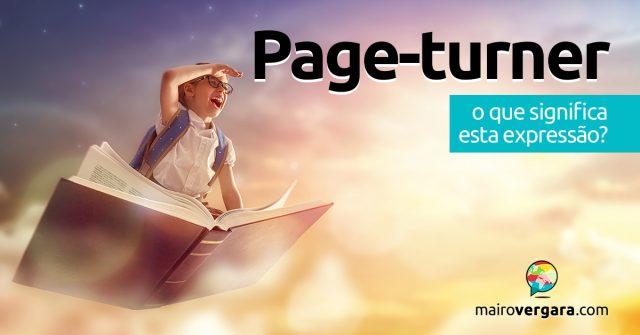 Page-turner   O que significa esta expressão?