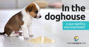 In The Doghouse | O que significa esta expressão?
